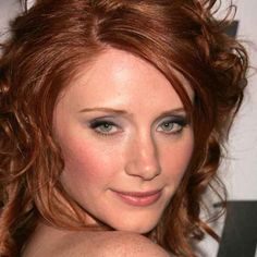 Makeup tips for red hair - Beauty Editor: Celebrity Beauty Secrets, Hairstyles