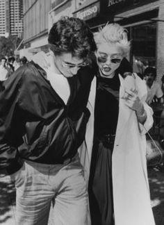 Sean Penn, Madonna, 1986 -