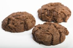 Recipe: Mom's Ultimate Mocha Truffle Chocolate Cookies Holiday Cookie Recipes, Cookie Desserts, Holiday Cookies, Recipe Mom, Tea Cookies, Unsweetened Cocoa, Chocolate Truffles, Baking Sheet, Melted Butter