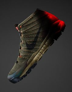 the best attitude 94f15 da732 The Holiday 2015 Nike SneakerBoots collection features rugged  interpretations of original outsoles and internal linings fit for winter  weather.