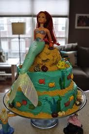 arial birthday cakes - Google Search