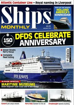 Ships Monthly (January 2017)