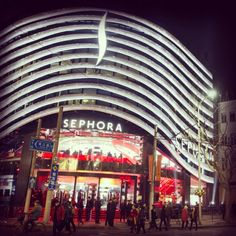 #Didyouknow? We recently opened our largest #Sephora store EVER—in #Shanghai.