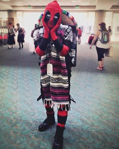 #sdcc #cosplayer #cosplay #sdcc2016 #comicon #deadpool