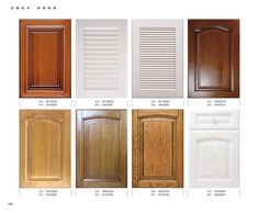 Kitchen cabinet door design  sc 1 st  Pinterest & When it comes to #redesigningakitchen there are several different ...