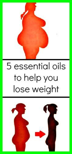 Here 5 Essential Oils To Help You Lose Weight!!! - All What You Need Is Here