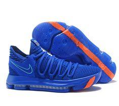 best sneakers 38910 150d7 Wholesale 2018 Nike Kevin Durant x Cheap Nike KD 10 City Edition Racer Blue  Light Menta Black-Total Crimson