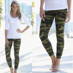 Buy Hot Women Camouflage Skinny Jeggings Stretch Slim Leggings Pencil Pants  Trousers at Wish - Shopping Made Fun e18cd3b66d