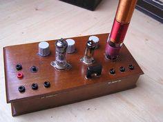 Zweikreis – Audion, von Helmut Baas
