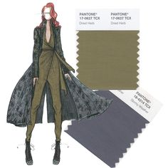 The 10 Colors You'll Need to Add to Your Fall 2015 Wardrobe | Pantone Colours for Fall 2015