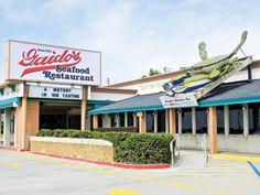 Gaido's Restaurant, since 1911,  Galveston, TX