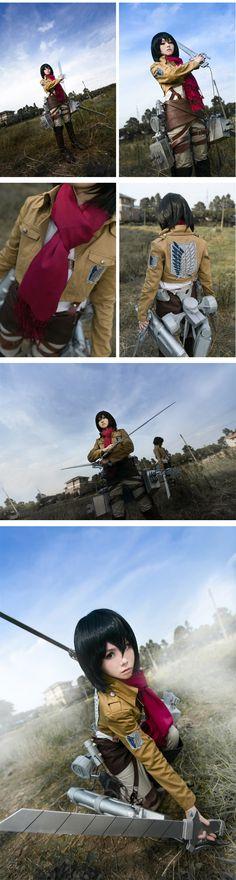 Mikasa ,cosplay things,cosplay,cosplay props