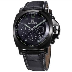 Megir Albatros Chronograph just 44.95 - Free Worldwide shipping watches