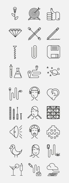 Superegg Icons by Da