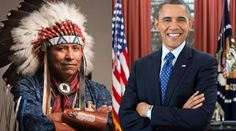 Obama Blocks Sale Of Sacred Apache Land To Foreign Mining Firm great, but he still needs to pardon and free Leonard Peltier.