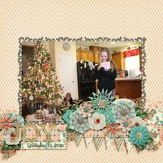 Comfort & Joy and Show Off 3 by Ponytails Designs