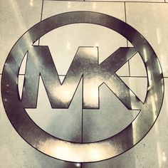 Even the floors in the #NYC Flatiron store are decked with my signature #MK