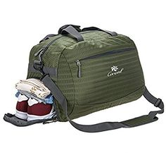 f8ee43603c Coreal Duffle Bag Sports Gym Travel Luggage Including Shoes Compartment  Women   Men About Coreal Duffle Bag Coreal is a brand of bags and clothes.