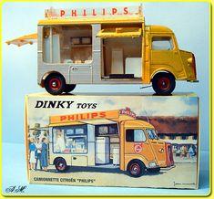 CITROËN HY PHILIPS Dan toys