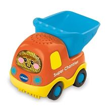 Vtech - Go! Go! Smart Wheels - Dump Truck - French Edition