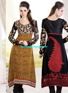 New-Designers-Anarkali-Frock-Churidar-Salwar-Kameez-Latest-Fashion-Dress-