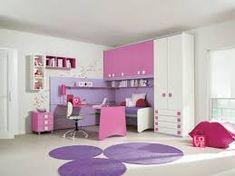 10 Fun and Modern Kids Bedroom Furniture Ideas Small Teenage Bedroom, Modern Kids Bedroom, Kids Bedroom Sets, Teenage Room, Girls Bedroom, Barbie Bedroom, Teenage Bedrooms, Queen Bedroom, Room Kids