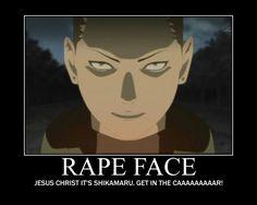 Shikamaru Nara Naruto shippuden  Anime funny