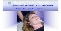 RELAX Chichester - Bodywork Introduction Workshop