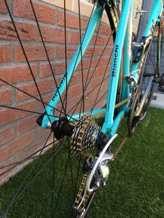 Bianchi cycle