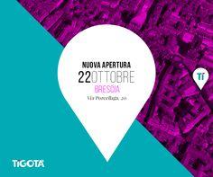 Grande sorpresa presso il nuovo punto vendita #Tigotà che inaugureremo giovedì 22 ottobre a Brescia in via Porcellaga, 20. Con una spesa minima di 20€ per voi in regalo un ombrello Tigotà
