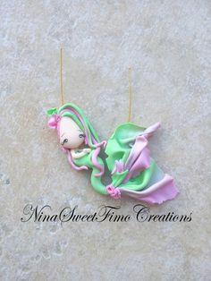 Venus mermaid by NinaFimoCreations.deviantart.com on @deviantART