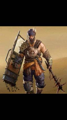 Concept of a Sikh gladiator fighting in post apocalyptic pits, personal project that I am trying to find more time to do more of. Post Apocalypse, Apocalypse World, Character Concept, Character Art, Gladiator Fights, Apocalypse Character, Post Apocalyptic Costume, Post Apocalyptic Art, Empire Ottoman