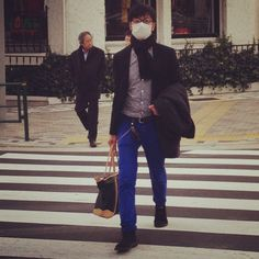 #menspreppy #trendspotted  this #winter2013 in #aoyamafashiondistrict