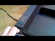 ▶ Brother HL-2250DN - Reset du niveau d'encre du toner. - YouTube