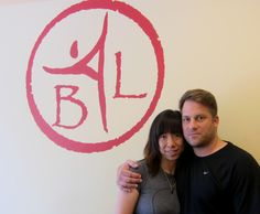 Grace and Craig Maltese, owners of Bikram Yoga