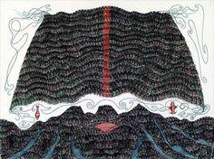john bevan ford Maori Designs, New Zealand Art, Nz Art, Maori Art, Native Art, Medium Art, Lace Shorts, Art Drawings, Contemporary Art