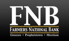 Online Banking - Farmers National Bank Richard Curtis, Farmers, Company Logo