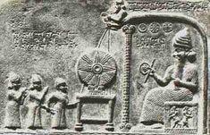 Sumerian Cylinder Seals - Crystalinks