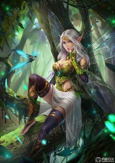 Pin by travis elmore on fairies fantasy characters, anime fantasy, elves fa Fantasy Art Women, Beautiful Fantasy Art, Beautiful Fairies, Dark Fantasy Art, Fantasy Artwork, Fantasy Character Design, Character Art, Elfen Fantasy, Fantasy Kunst