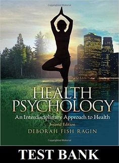 Abnormal psychology 16th edition by james n butcher pdf health psychology 2nd edition test bank by ragin fandeluxe Choice Image