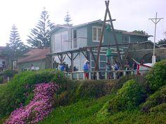 Casa de Pablo Neruda - Isla Negra - Chile