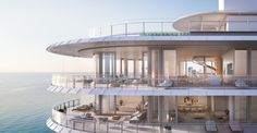 A Luxury Apartment in Renzo Piano's Miami Condo Building Could Be Yours for $3 Million
