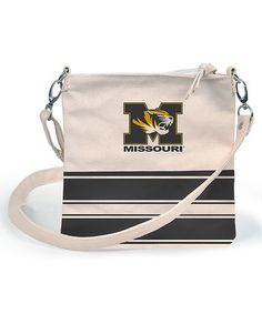 Loving this Missouri Tigers Crossbody Bag on #zulily! #zulilyfinds