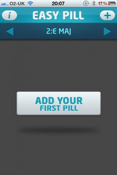 Review: Easy Pill – A Simple Medication Timer for iPhone