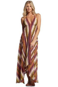 Vestido de playa largo Halter Maxi Dresses, Dress Skirt, Prom Dresses, Long Summer Dresses, Summer Dress Outfits, Long Dresses, Tribal Dress, Passion For Fashion, Spring Fashion