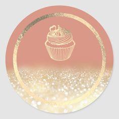 Baking Logo Design, Cake Logo Design, Bakery Design, Bakery Business Cards, Cake Business, Business Logo, Logo Patisserie, Cupcakes Wallpaper, Cupcake Logo