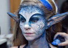 Elf special effects makeup