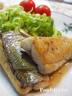 The Best Butter-Roasted Sea Bass