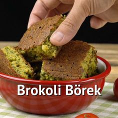 Şaşırtır: Brokoli Börek Tarifi – Vejeteryan yemek tarifleri – Las recetas más prácticas y fáciles Diet Desserts, Diet Snacks, Healthy Snacks, Avocado Dessert, Slow Food, Burritos, Broccoli, Banana Scones, Catering