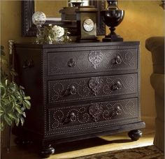 try to diy w. repurposed dresser